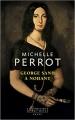 Couverture George Sand à Nohant Editions Seuil (La librairie du XXIe siècle) 2018