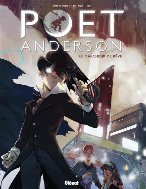 Couverture Poet Anderson ; le marcheur de rêve