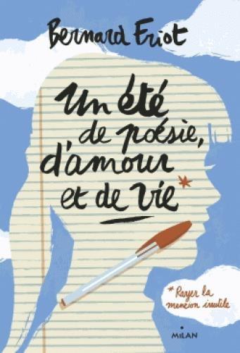 Couverture Un été de poésie, d'amour et de vie