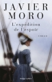 Couverture L'expédition de l'espoir Editions Robert Laffont 2018