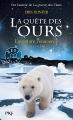 Couverture La quête des ours, cycle 1, tome 1 : L'aventure commence Editions Pocket (Jeunesse - Best seller) 2016