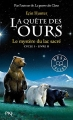 Couverture La quête des ours, cycle 1, tome 2 : Le mystère du lac sacré Editions Pocket (Jeunesse - Best seller) 2016