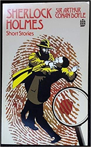 Couverture Sherlock Holmes - Short Stories