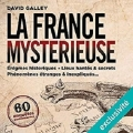 Couverture La France mystérieuse Editions Audible studios 2018