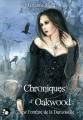 Couverture Genèse, une nouvelle des Chroniques d'Oakwood Editions du Chat Noir (Griffe sombre) 2013