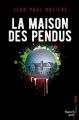 Couverture La maison des pendus Editions French pulp (Polar) 2018