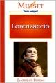 Couverture Lorenzaccio Editions Bordas 1997