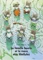Couverture La famille Souris et la mare aux libellules Editions Mijade 2017