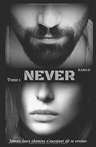 Couverture Never