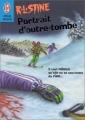 Couverture Portrait d'outre-tombe Editions J'ai Lu (Peur bleue) 1999