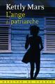 Couverture L'ange du patriarche Editions Mercure de France (Littérature générale) 2018