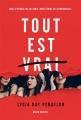 Couverture Tout est vrai Editions Albin Michel (Jeunesse - Litt') 2018