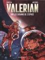 Couverture Valérian, Agent Spatio-temporel, hors-série : Par les Chemins de l'espace Editions Dargaud 2017