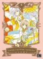 Couverture Card Captor Sakura, deluxe, tome 6 Editions Pika (Shôjo) 2018