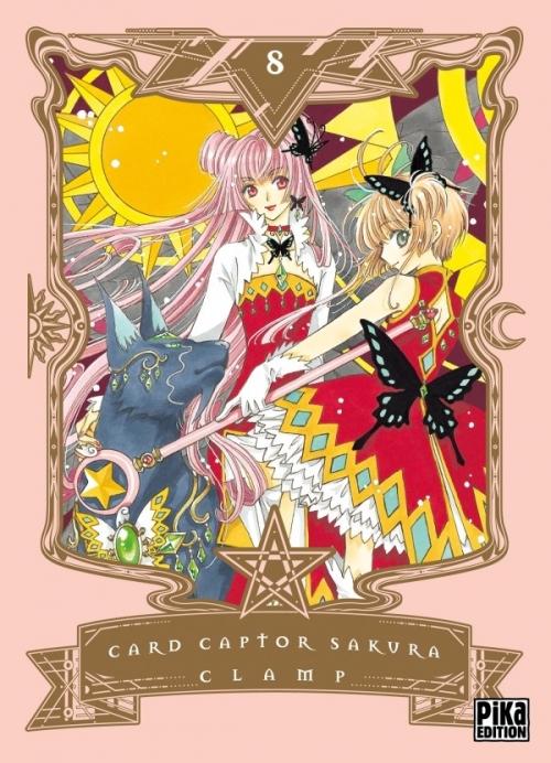 Couverture Card Captor Sakura, deluxe, tome 8
