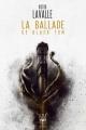 Couverture La ballade de Black Tom Editions Le Bélial' (Une Heure Lumière) 2018