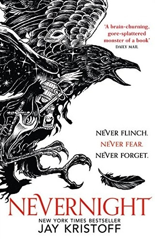 Couverture The Nevernight Chronicle, book 1: Nevernight