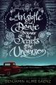 Couverture Aristote et Dante découvrent les secrets de l'univers Editions Simon & Schuster 2013