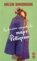 Couverture La dernière conquête du Major Pettigrew Editions 10/18 2016