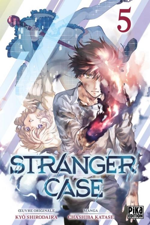 Couverture Stranger case, tome 5