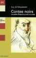 Couverture Contes noirs : La petite roque et autres nouvelles Editions Librio 2007