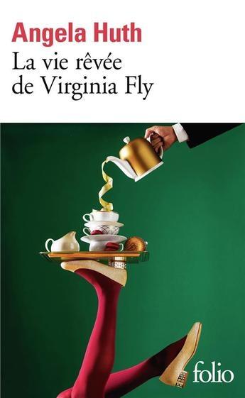 Couverture La vie rêvée de Virginia Fly