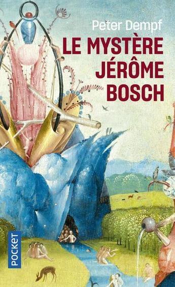 Couverture Le mystère Jérôme Bosch