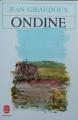 Couverture Ondine Editions Le Livre de Poche 1990