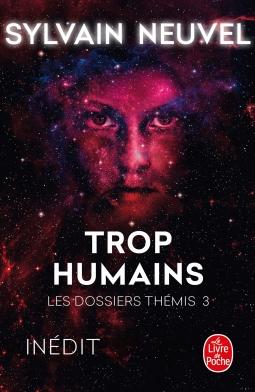 Couverture Les dossiers Thémis, tome 3 : Trop humains