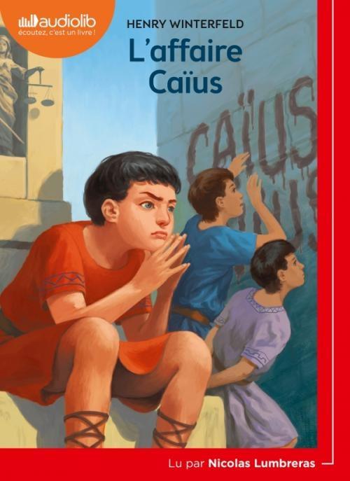 Couverture L'affaire Caïus