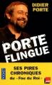 Couverture Porte flingue Editions Pocket 2010