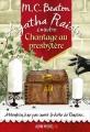 Couverture Agatha Raisin enquête, tome 13 : Chantage au presbytère Editions Albin Michel 2018