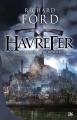 Couverture Havrefer, tome 1 : Le héraut de la tempête Editions Milady (Fantasy) 2015