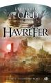 Couverture Havrefer, tome 2 : La couronne brisée Editions Milady (Fantasy) 2016