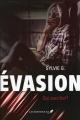 Couverture Évasion, tome 1 : Qui sacrifier ? Editions JCL 2018