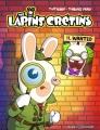 Couverture Les Lapins crétins, tome 11 : Wanted Editions Les Deux Royaumes 2018