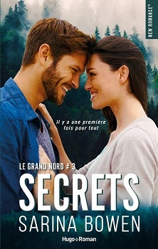 Couverture Le grand Nord, tome 3 : Secrets