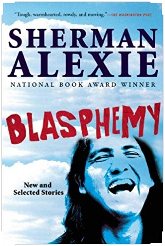 Couverture Blasphemy