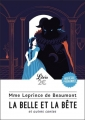 Couverture La belle et la bête Editions J'ai Lu 2017