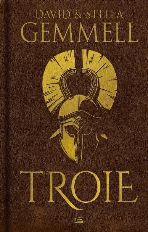 Couverture Troie, intégrale