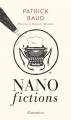 Couverture Nanofictions Editions Flammarion (Pop culture) 2018