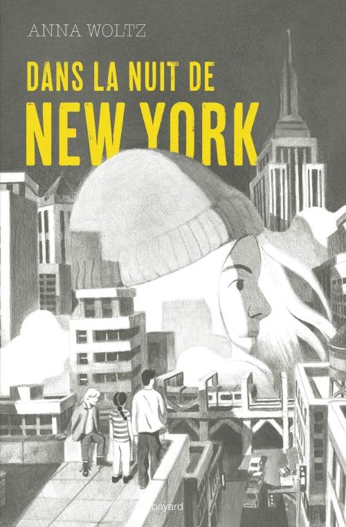 Couverture Dans la nuit de New York
