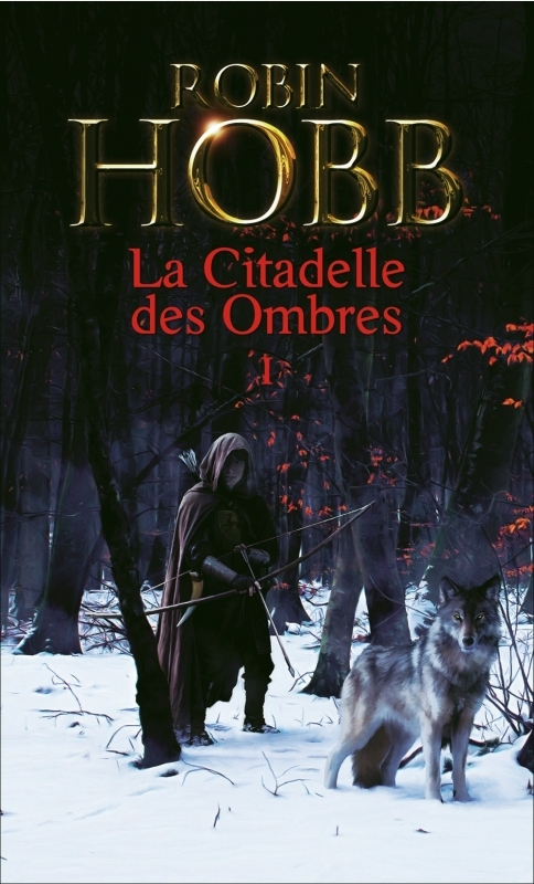 Couverture La Citadelle des ombres, tome 1 / L'Assassin royal, première époque, tome 1