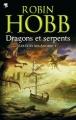 Couverture Les Cités des Anciens, tome 1 : Dragons et serpents Editions Pygmalion (Fantasy) 2011