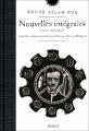 Couverture Nouvelles intégrales, tome 1 : 1831-1839 Editions Phebus (Littérature étrangère) 2018