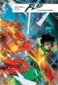 Couverture Flash Rebirth, tome 3 : Le retour des Lascars Editions Urban Comics (DC Rebirth) 2018