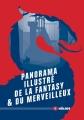 Couverture Le Panorama illustré de la fantasy et du merveilleux Editions Les Moutons Electriques (Hélios) 2018