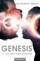 Couverture Genesis, tome 1 : Le défi des étoiles Editions Castelmore 2017