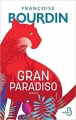 Couverture Gran paradiso Editions Belfond 2018