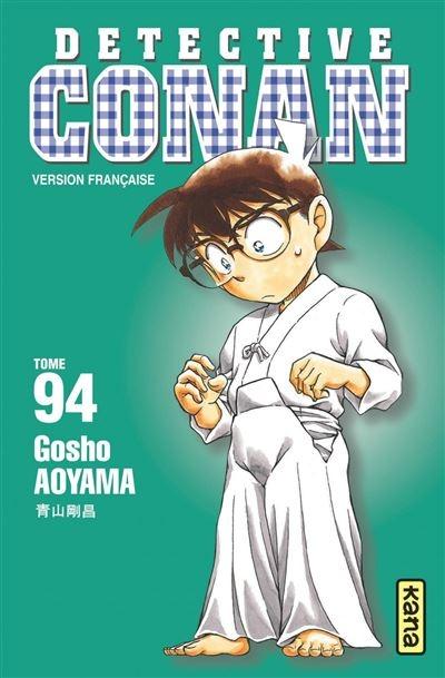 Couverture Détective Conan, tome 94